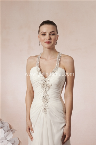 Sweetheart bridal Laperi Gelinlik57