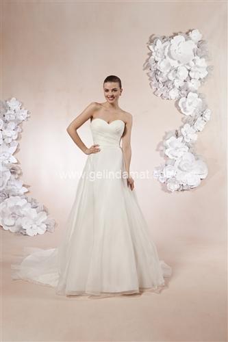 Sweetheart bridal Laperi Gelinlik0
