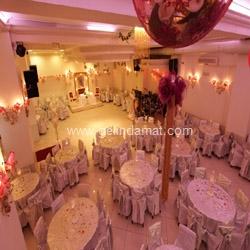 İstanbul Düğün Salonları-Taç Düğün Salonu