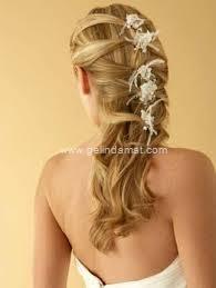 Uğurkan Kuaför gelin saçı