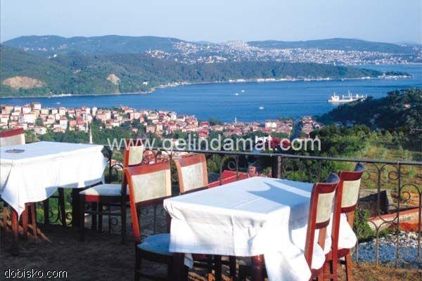 Villa Ozan Restaurant-Boğaz'da yemek keyfi