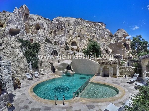 Yunak Evleri  Cappadocia-Yunak Evleri  Cappadocia