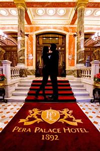 Pera Palace Hotel Jumeırah'da Her Gün Daha Fazla Aşk