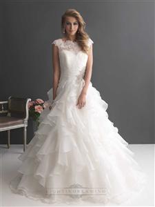 Düğününüzde Gerçek Bir Prenses Gibi Görünün