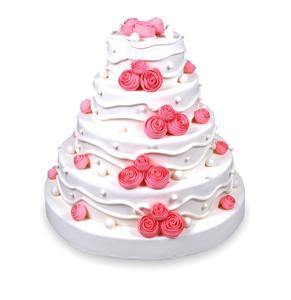 Dilek'ten Rüya Gibi Düğün Pastaları