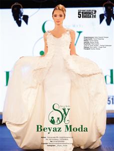 Beyaz Moda 2016 Gelinlik Modelleri
