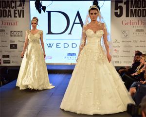 Dai Wedding 2016 Gelinlik Modelleri