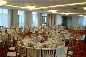 Düğün Mekanı Beklentilerinizi Karşılayacak Kusursuz Servis;crowne Plaza İstanbul Harbiye'de...