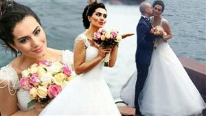 İşte Benim Stilim Programından Tanıdığımız Nur Bozar Evlendi.
