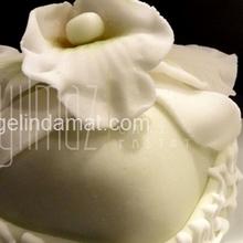 tek katlı pasta