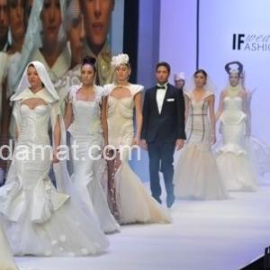 Fashionist 2014 gelinlik fuarı 2015