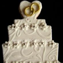Nalan's Cakes düğün pastası3