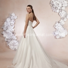 Sweetheart bridal Laperi Gelinlik3