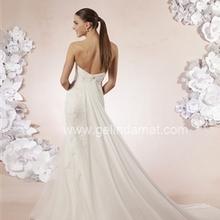 Sweetheart bridal Laperi Gelinlik100