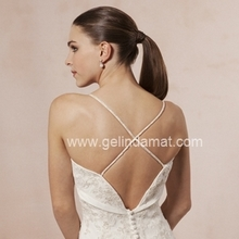 Sweetheart bridal Laperi Gelinlik107