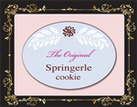 Springerle Cookie Düğün Kurabiyeleri