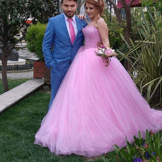 Matmazell Moda Bakırköy'de Evliliğin İlk Adımı Olan Nişan