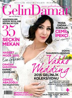 Gelin Damat Dergisi 2015
