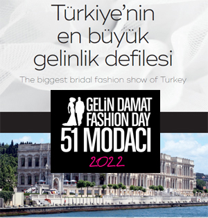 Gelin Damat Fashion Day 51 Modacı Geinlik Defilesi
