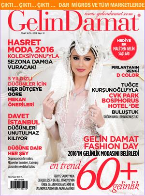 Gelin Damat Dergisi 2016