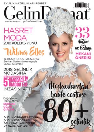 GelinDamat Dergisi 2017