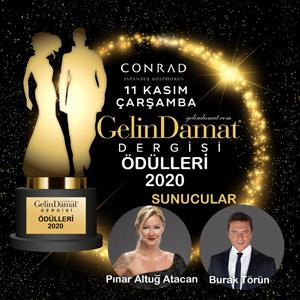 Gelin Damat Dergisi Ödülleri 2020
