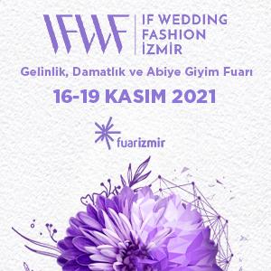 If Wedding Fashion izmir 2021
