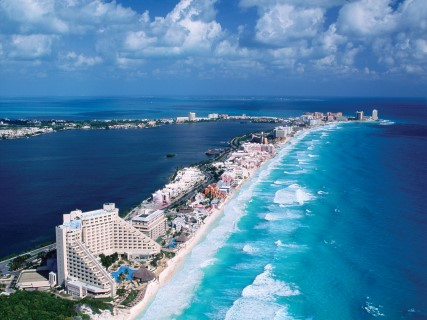 Cancun Mexico City Balayı