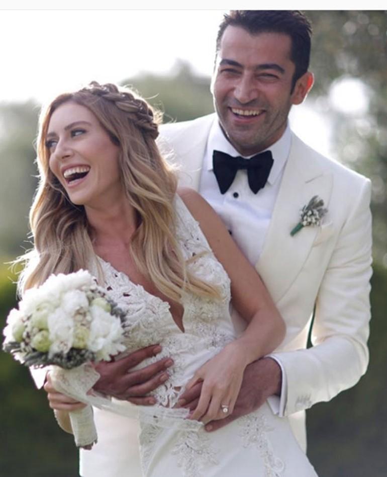 GelinDamat.com - Sinem Kobal Kenan İmirzalıoğlu Evlendi